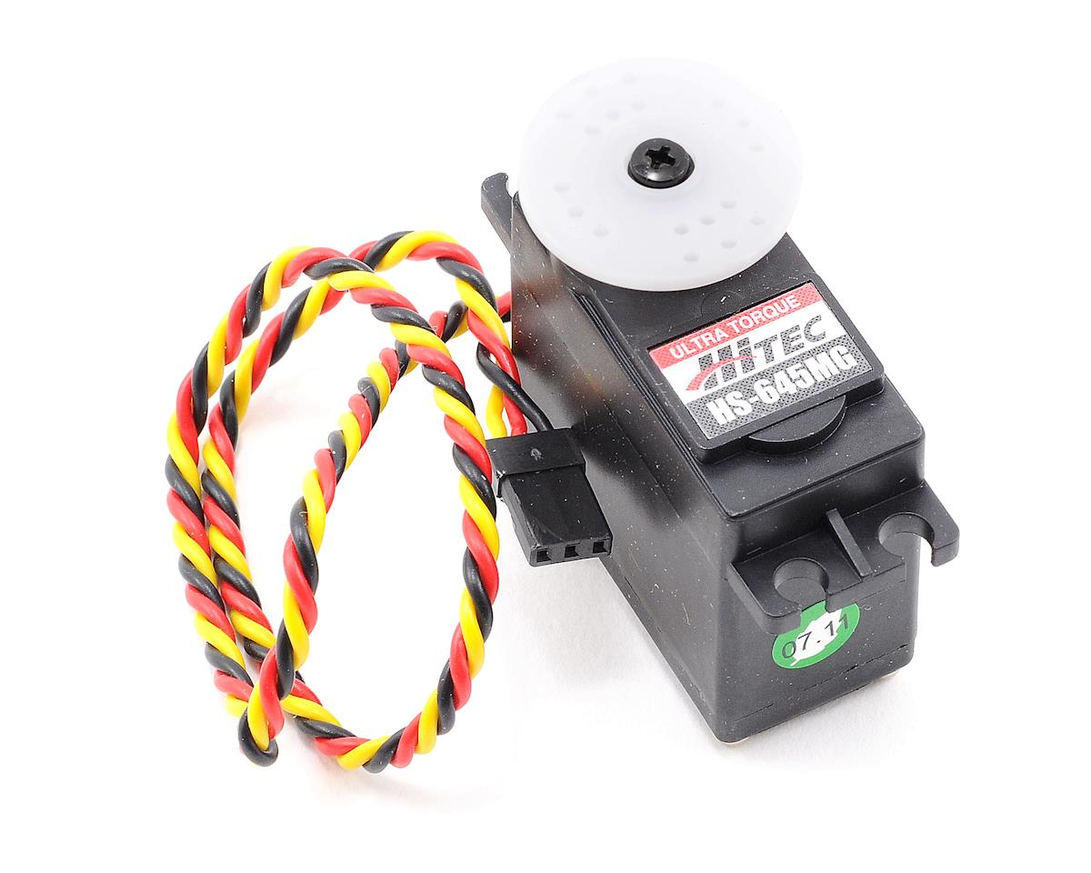 HS-645MG High Torque Metal Gear Servo S/JR/Z by Hitec