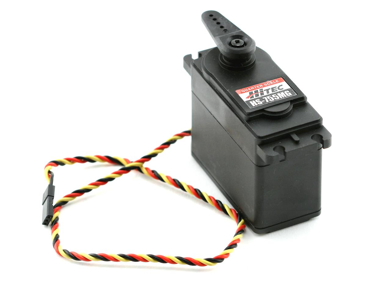 HS-755MG Giant Scale Metal Gear Servo by Hitec