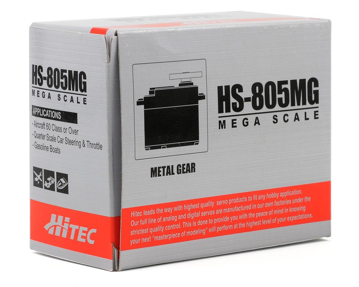 Hitec HS-805MG Mega Servo