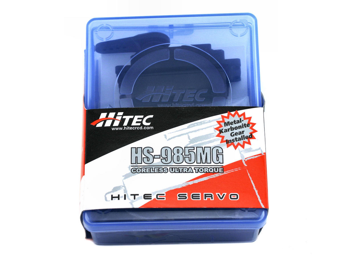Hitec HS-985MG Ultra Torque HD Metal Gear Servo S/JR/Z