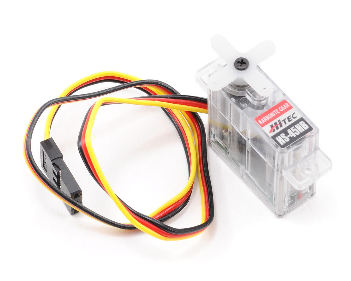 HS-45HB Premium Feather Servo by Hitec
