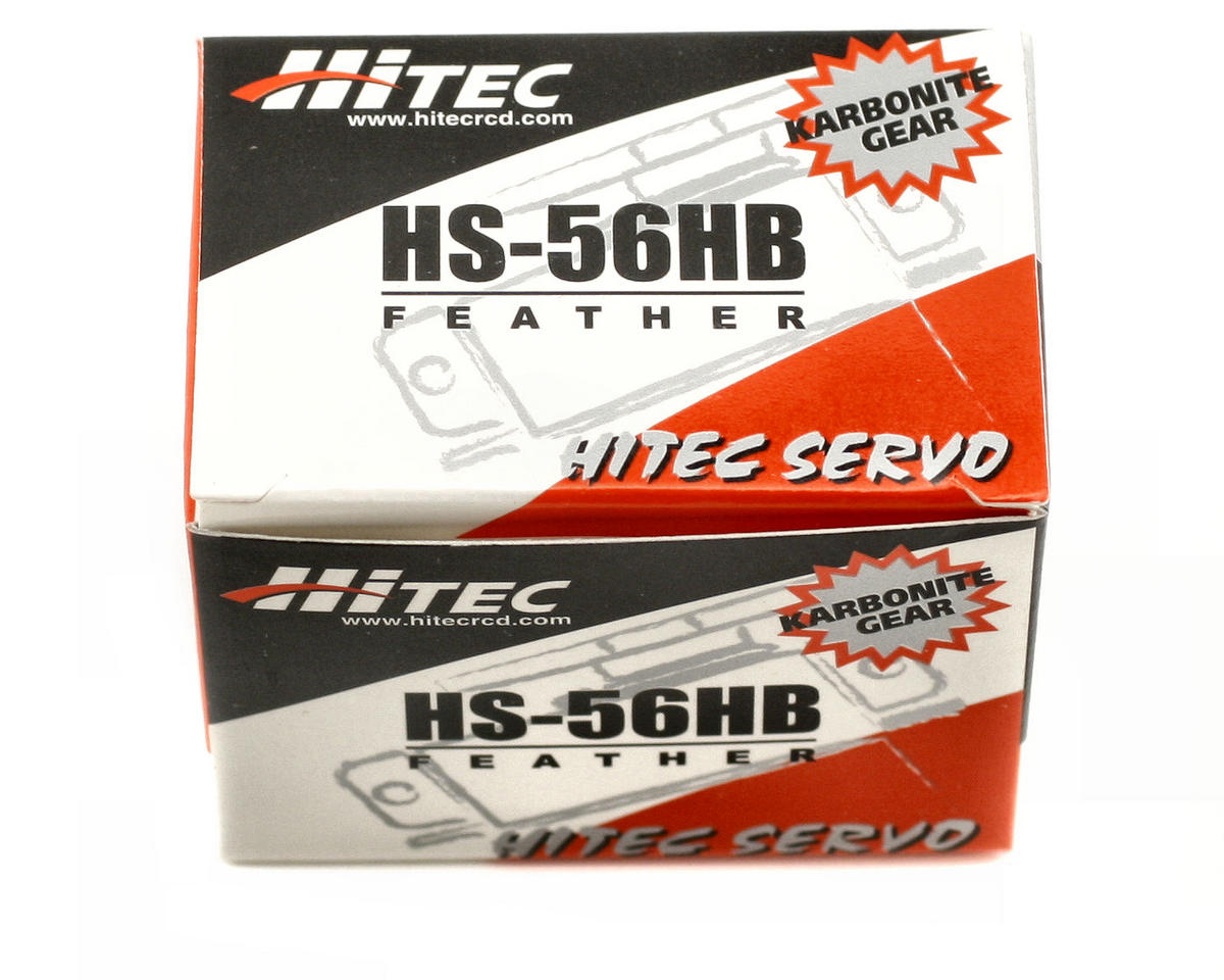 Hitec HS-56HB Feather Standard Servo