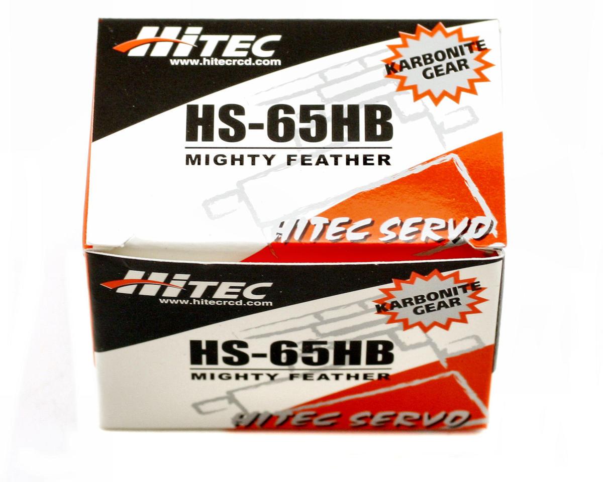 HS-65HB Karbonite Micro Servo by Hitec