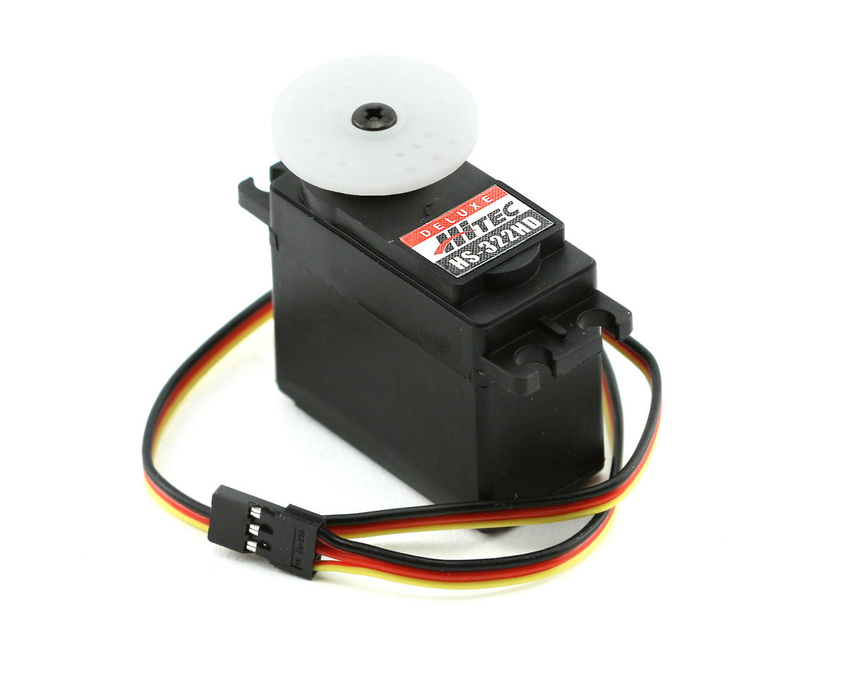 HS-322HD Standard Heavy Duty Servo by Hitec