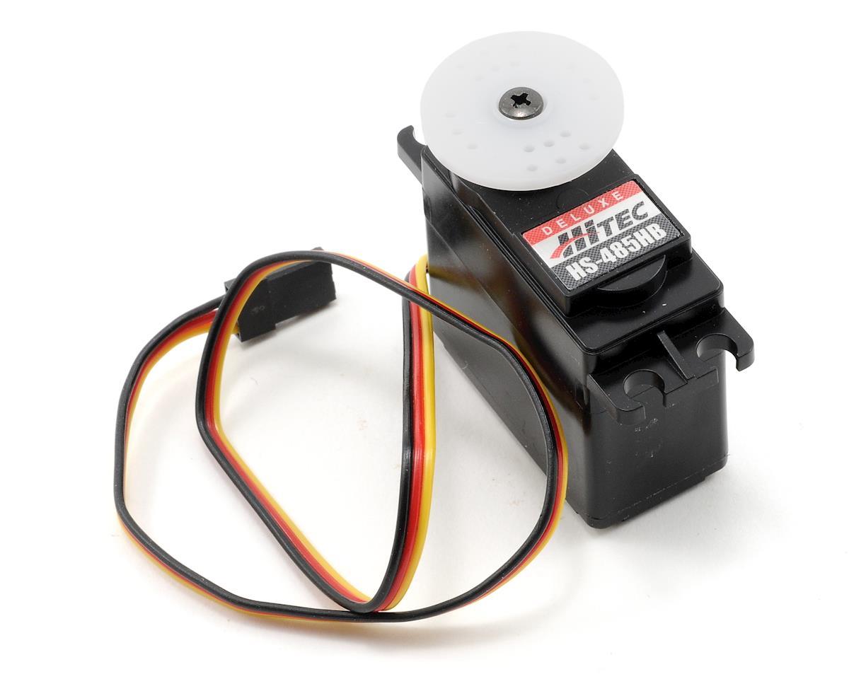 Hitec Deluxe HS-485HB Karbonite Gear Servo