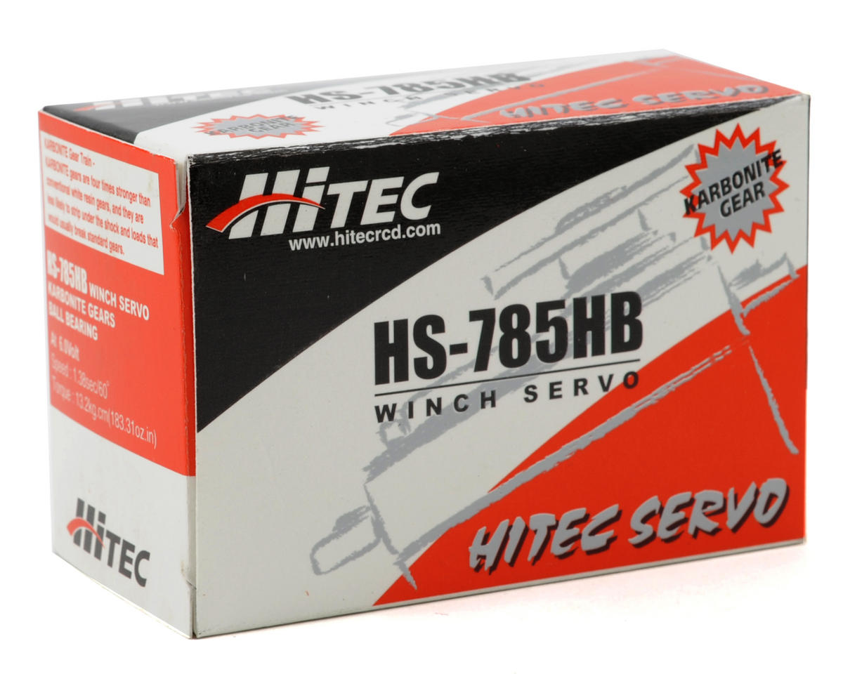 Hitec HS-785HB Universal Sail Winch Servo