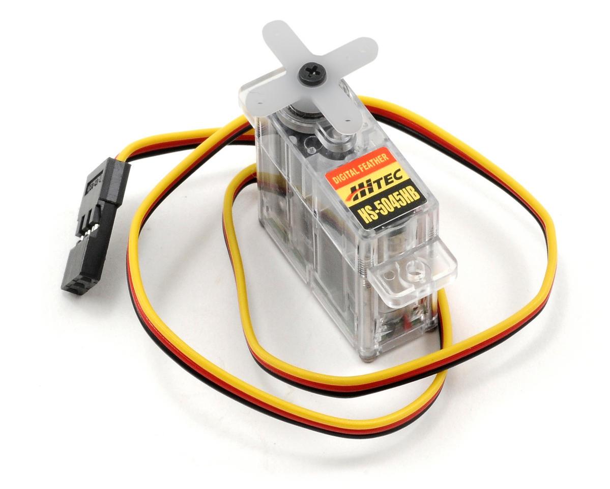 Hitec Digital AGTT Sub-Micro HS-5045HB Servo
