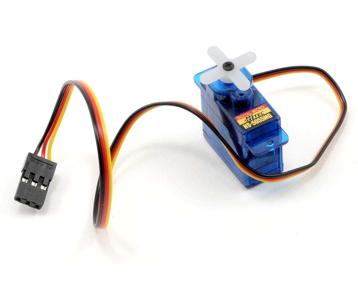 HS-5055MG Digital Metal Gear Sub Micro Servo by Hitec