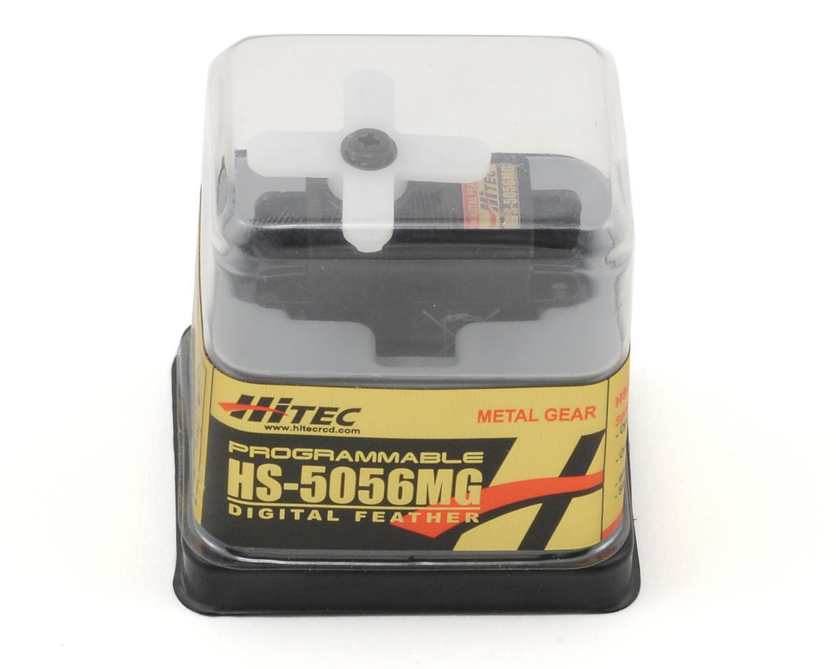 Hitec HS-5056MG Digital Metal Gear Ball Bearing Sub Micro Servo