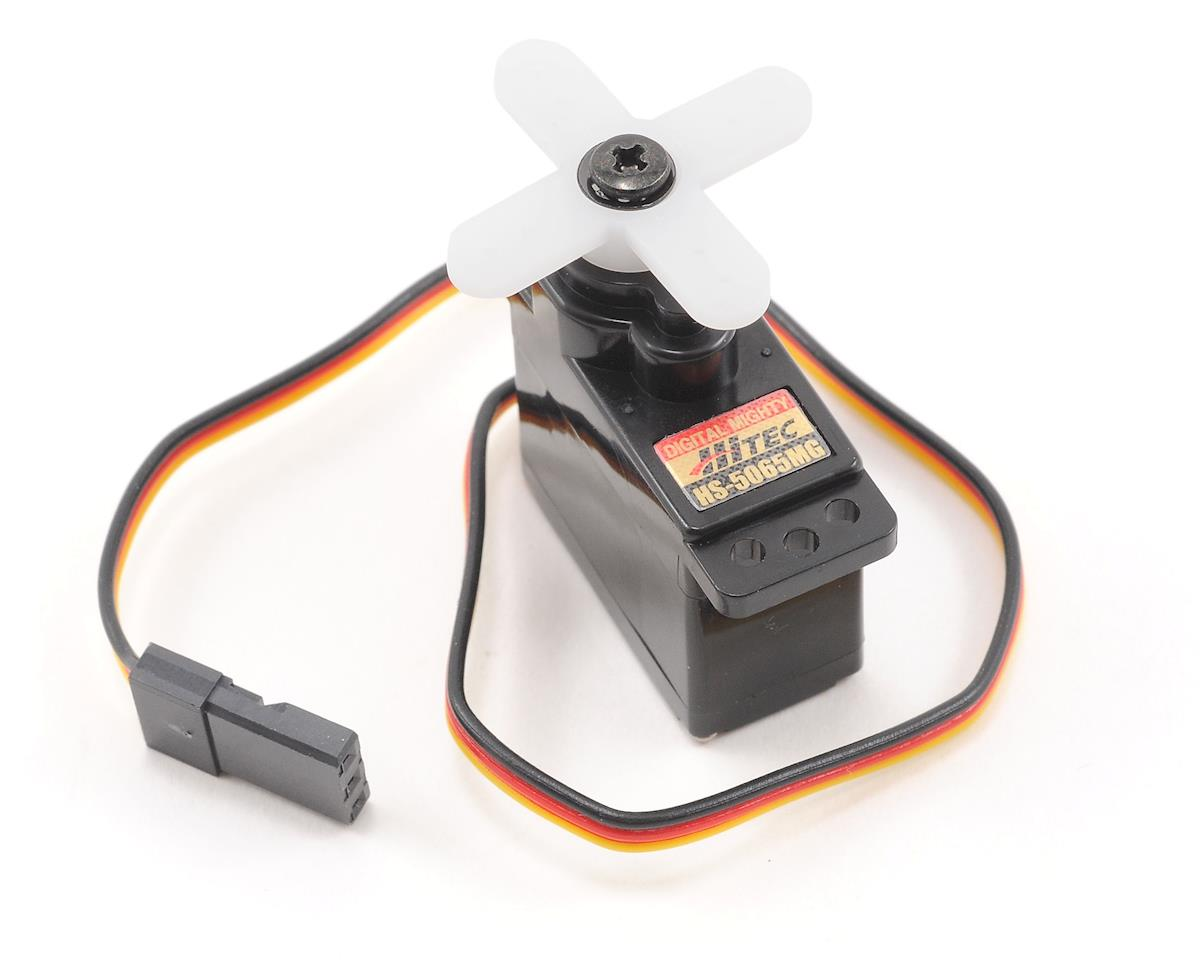 HS-5065MG Micro Digital Metal Gear Servo by Hitec