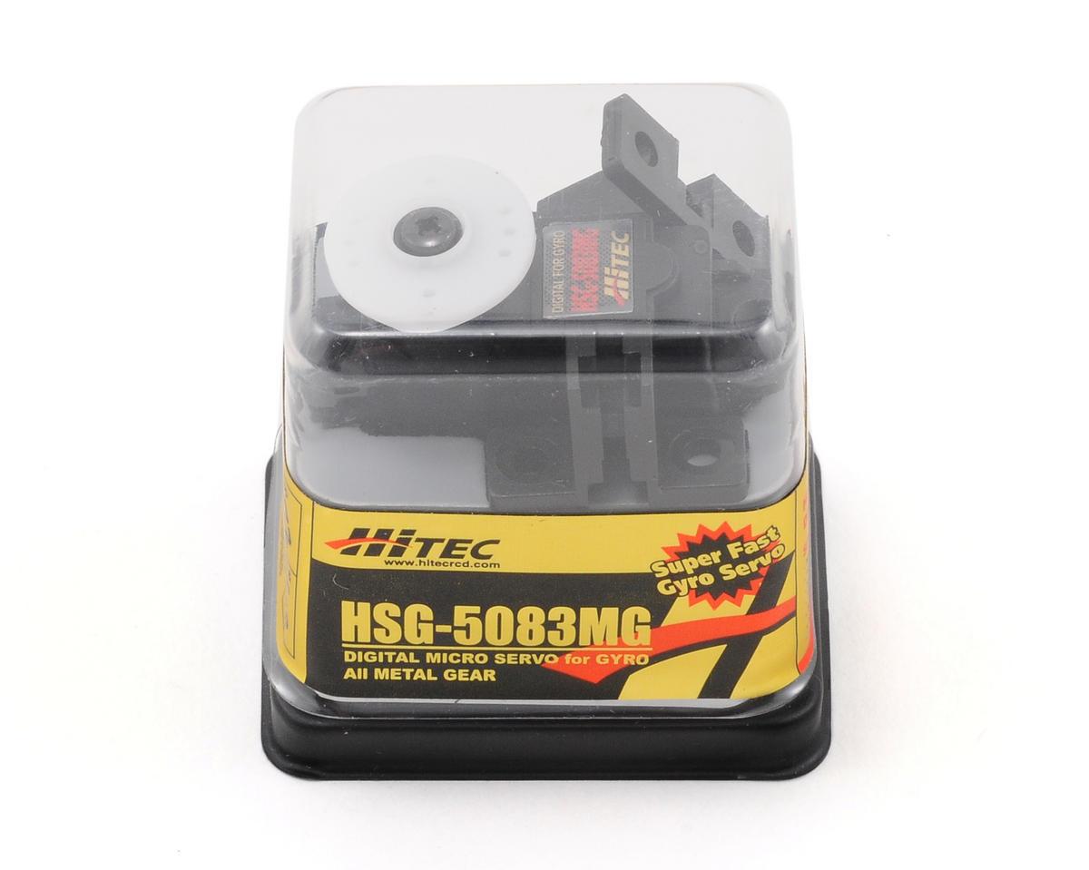 Hitec HSG-5083MG Digital Micro Gyro Servo
