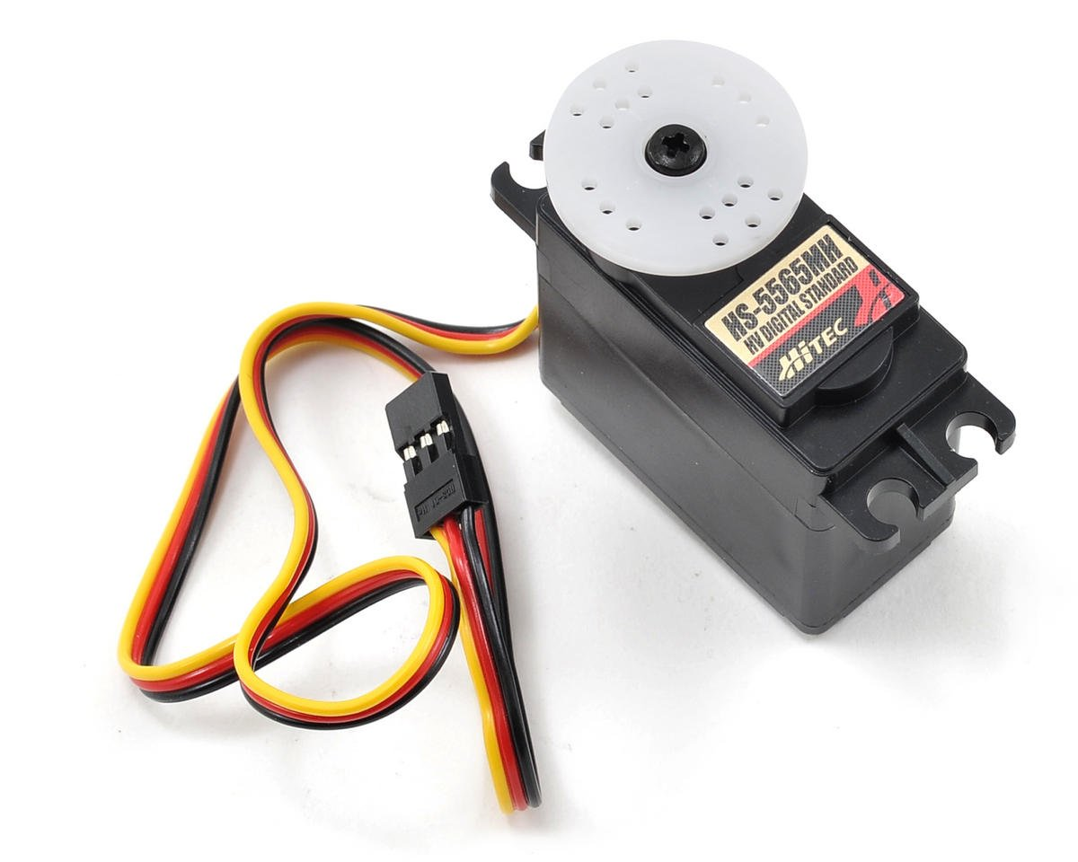 HS-5565MH Coreless High Voltage Metal Gear High Speed Digital Servo by Hitec