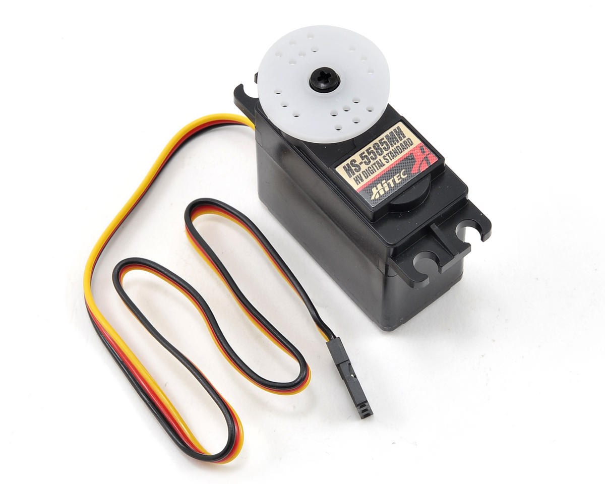 Hitec HS-5585MH Coreless High Voltage Metal Gear High Torque Digital Servo