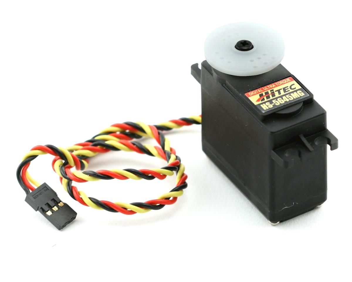 HS-5645MG Digital High Torque Metal Gear Servo by Hitec