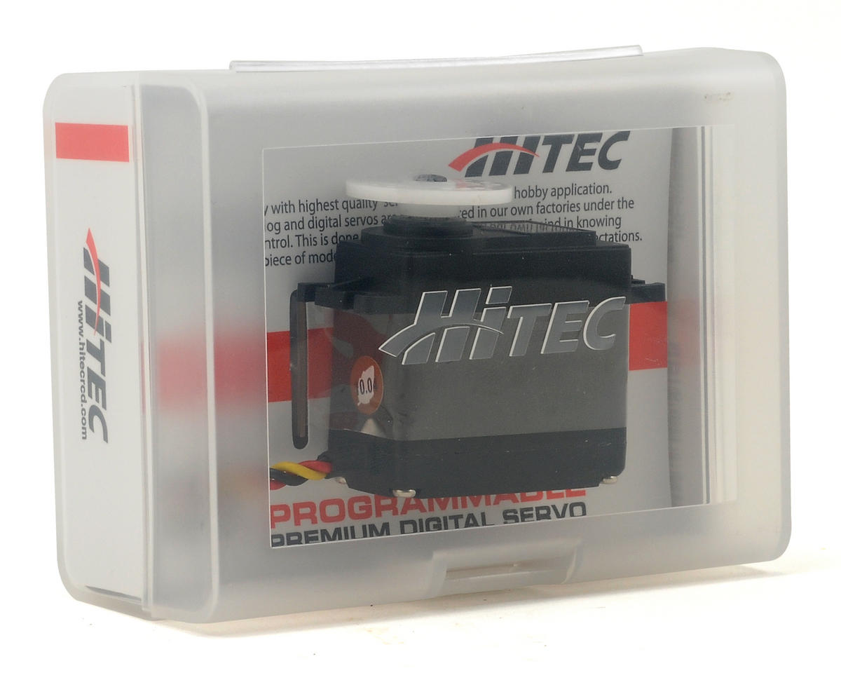 HS-5665MH High Voltage Metal Gear High-Speed Digital Servo by Hitec