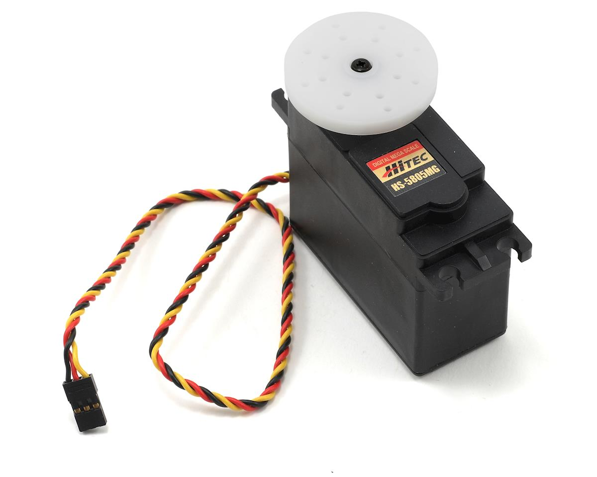 HS-5805MG Digital Mega Servo by Hitec