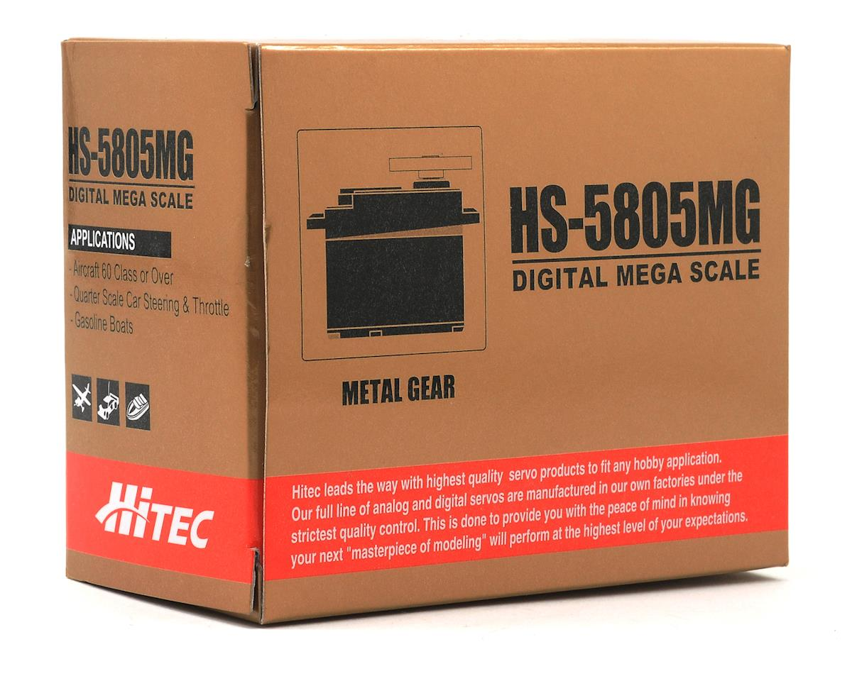 Hitec HS-5805MG Digital Mega Servo