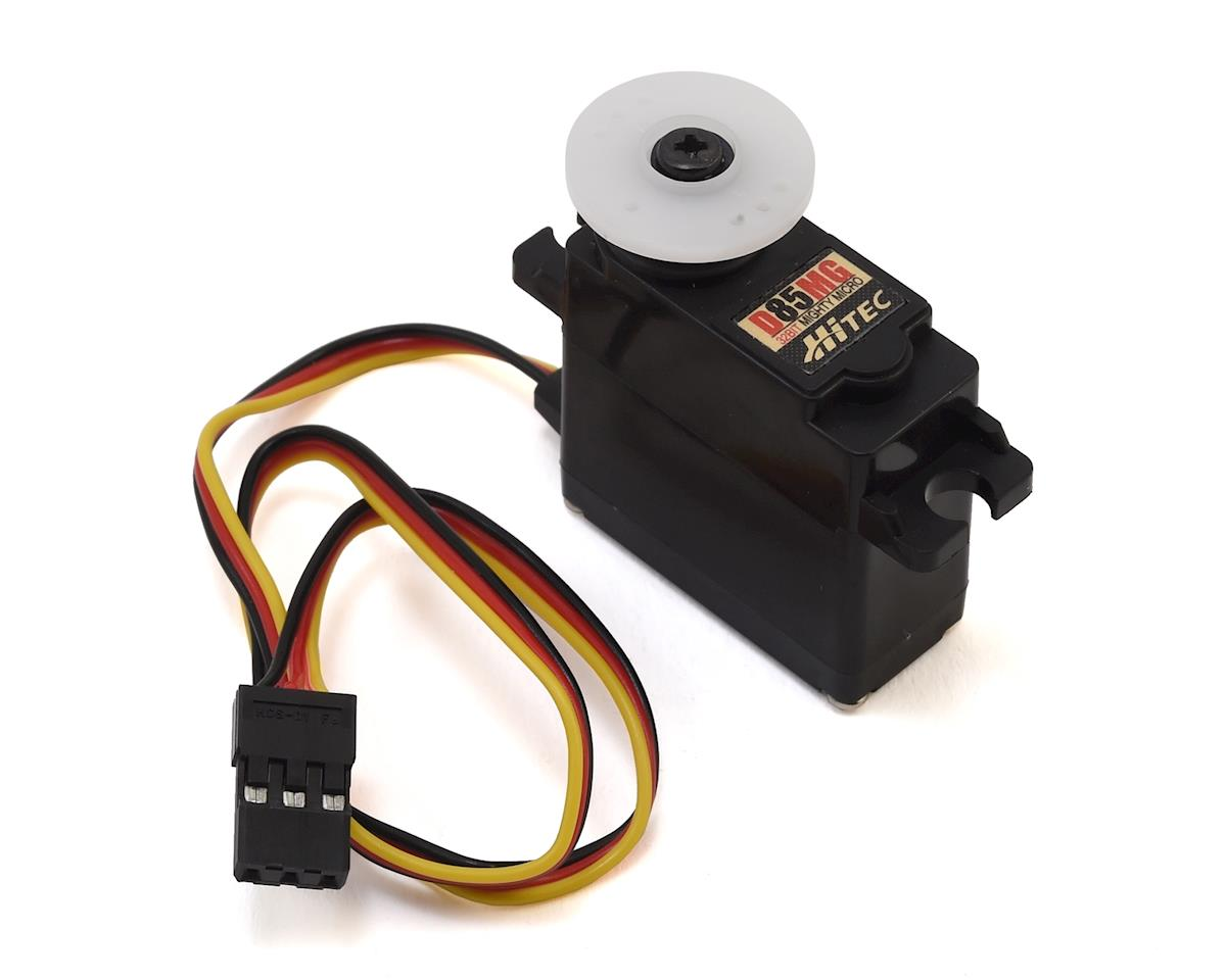 Hitec D-85MG Programmable Mighty Micro D-Series Servo