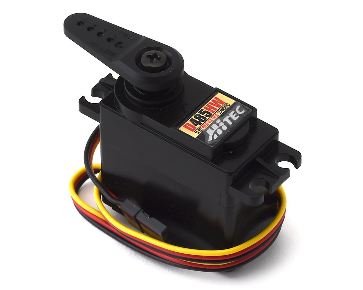 Hitec D485HW Karbonite Standard Servo (High Voltage)