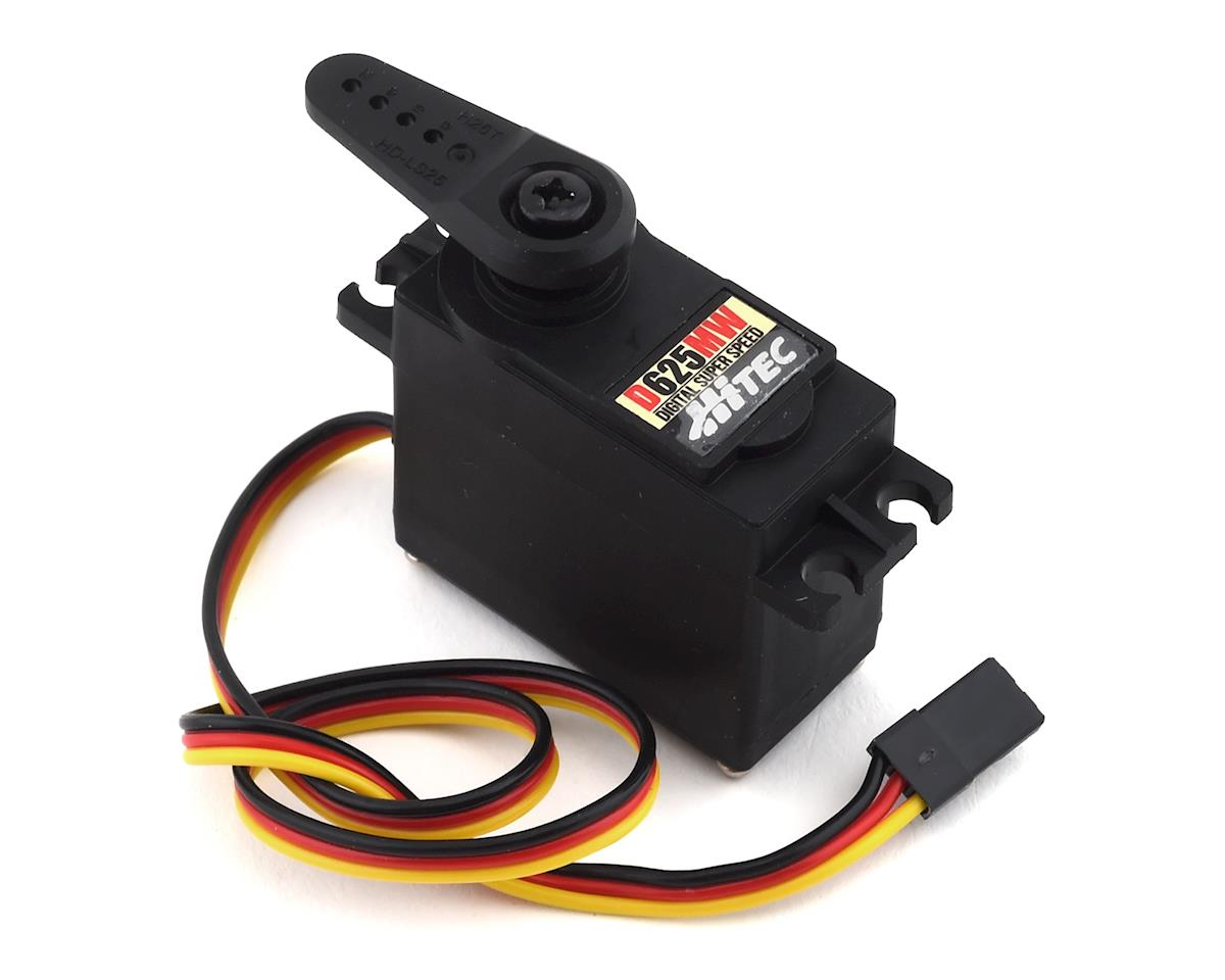 Hitec D625MW High Speed Metal Gear Servo (High Voltage) | relatedproducts