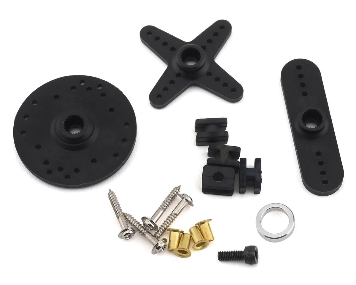 Hitec D945TW D-Series Ultra Torque Titanium Gear Digital Servo (High-Voltage)
