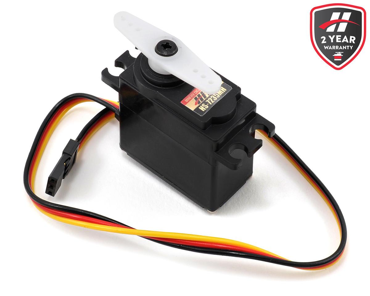 "Hitec HS-7235MH Hi-Voltage ""Hi-Speed"" Metal Gear Digital Mini Servo"