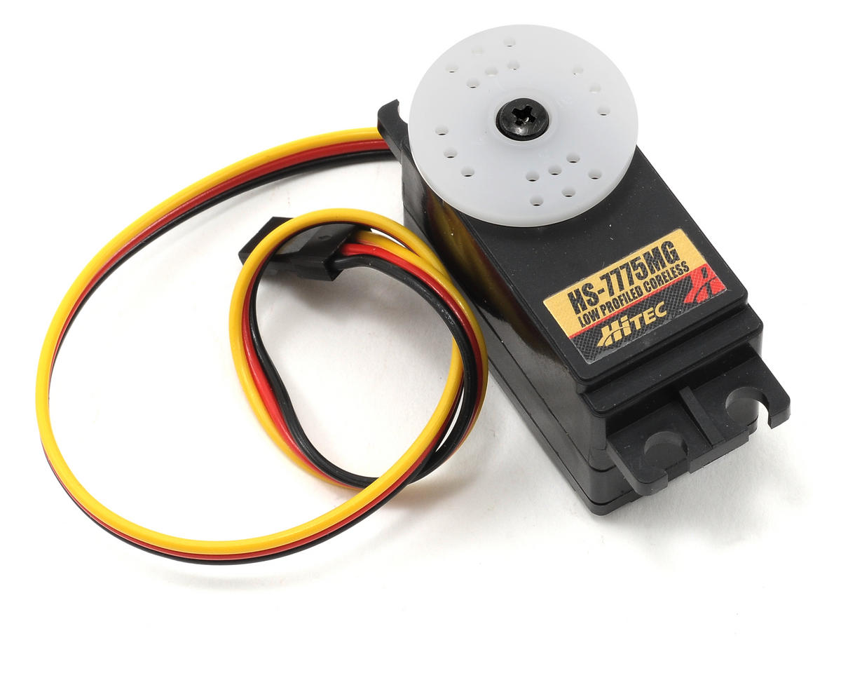 Hitec HS-7775MG Low Profile Coreless Digital Servo