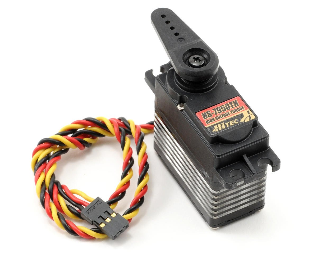 HS-7950TH High-Voltage 7.4V Mega Torque Digital Servo by Hitec