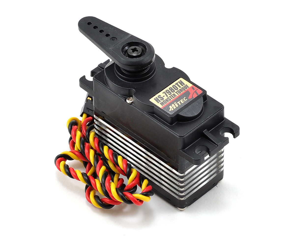 HS-7980TH Mega Torque High-Voltage Digital Servo