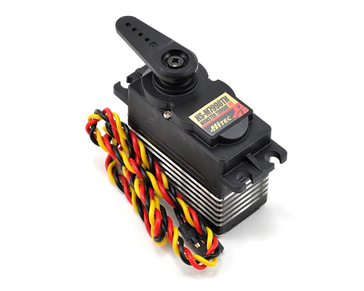 Hitec HS-M7990TH Mega Torque Magnetic Encoder Digital Servo (High Voltage)