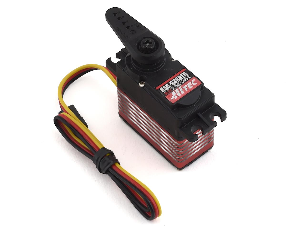 Hitec HSB-9380TH Ultra Torque Brushless Titanium Gear Servo (High Voltage)