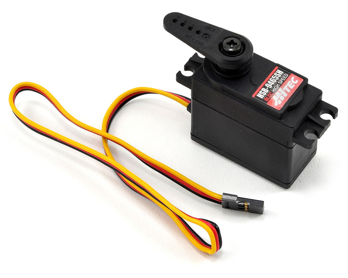 Hitec HSB-9465SH High Speed Brushless Steel Gear Servo (High Voltage)