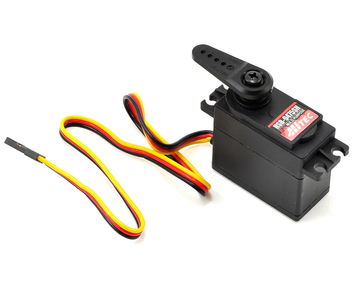 Hitec HSB-9475SH Multi-Purpose Brushless Steel Gear Digital Servo (High Voltage)