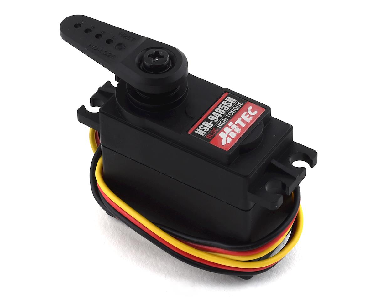 Hitec HSB-9485SH Brushless Steel Gear Digital Servo (High Voltage)