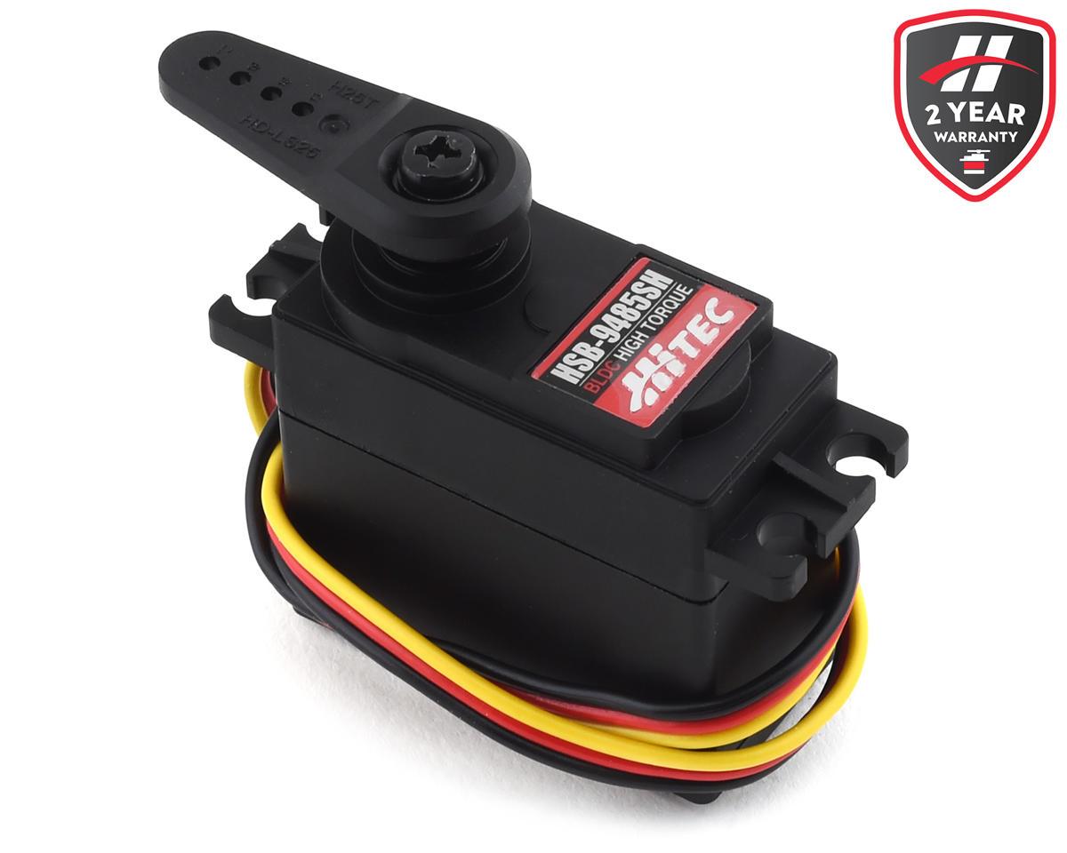Hitec HSB-9485SH Brushless Steel Gear Digital Servo (High Voltage) | alsopurchased