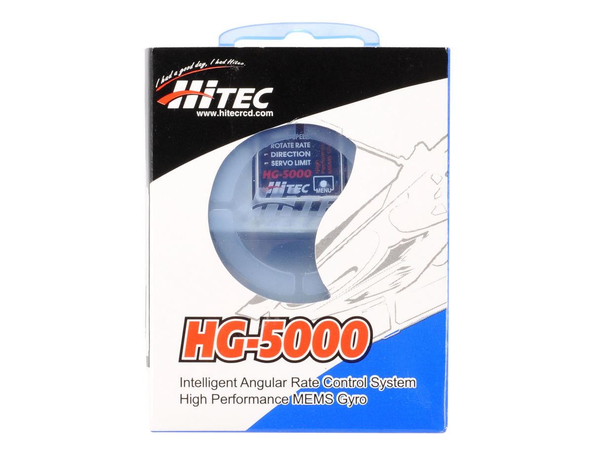 Hitec HG-5000 Micro Gyro