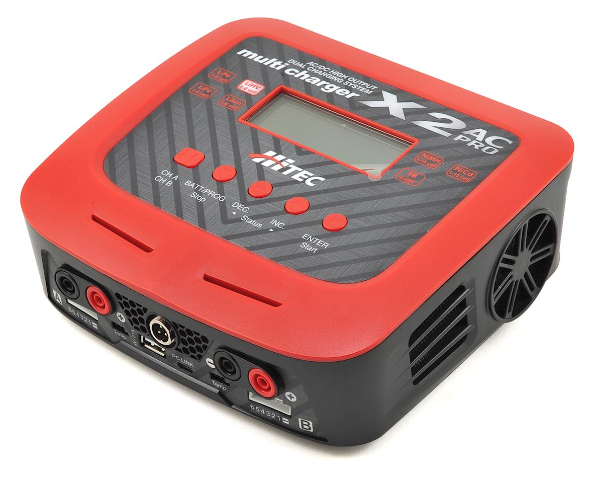 X2 AC Pro AC/DC Multi-Charger