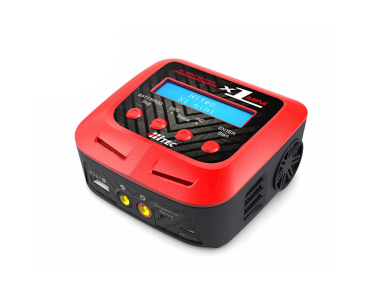 X1 Mini- AC/DC Charger by Hitec