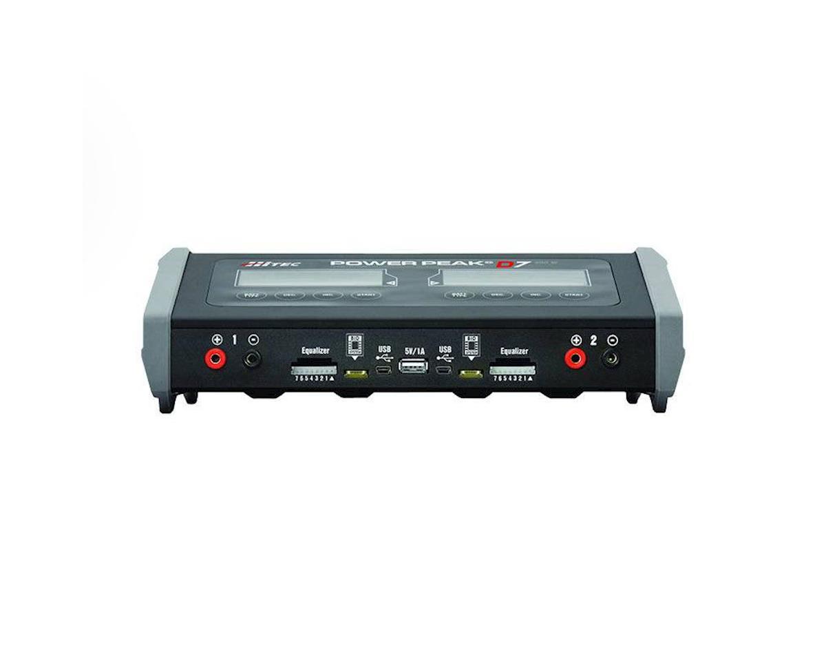 Hitec 400W AC/DC Balance Charger/Discharger