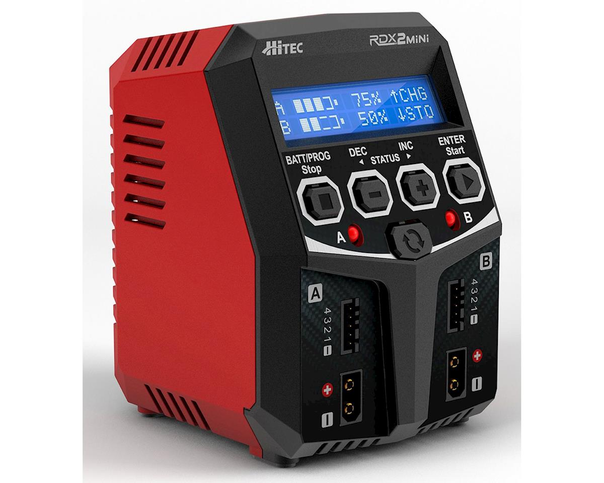 Hitec RDX2 Mini AC 4S/5A/50W