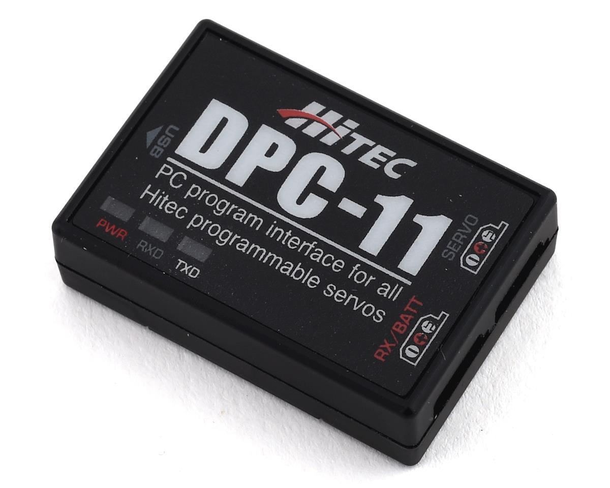 Hitec RCD Dpc-11 Universal Programming Interface For Hitec Programmable Servos