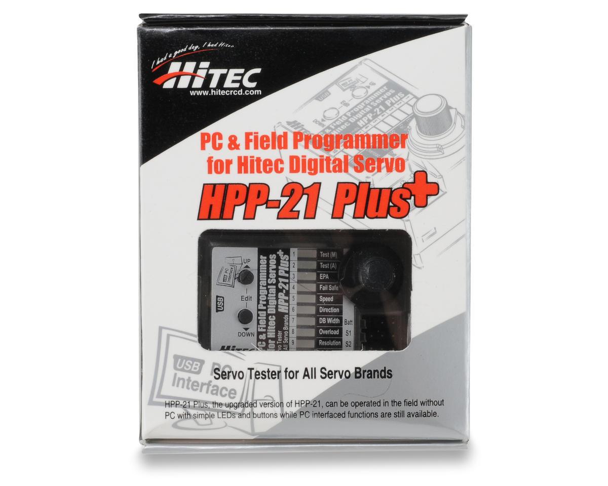 HPP-21+ PC Digital Servo Programmer by Hitec
