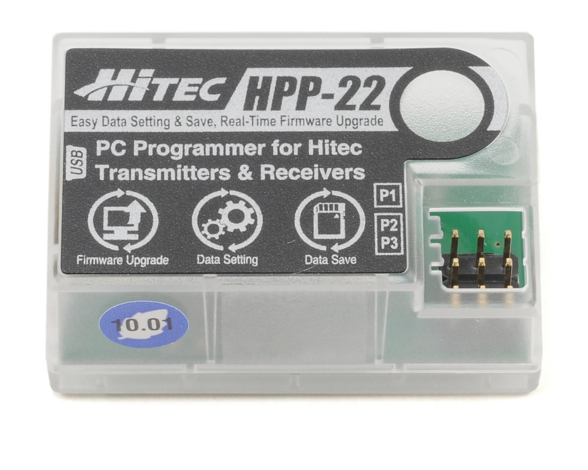 HPP-22 PC Interface Programmer by Hitec