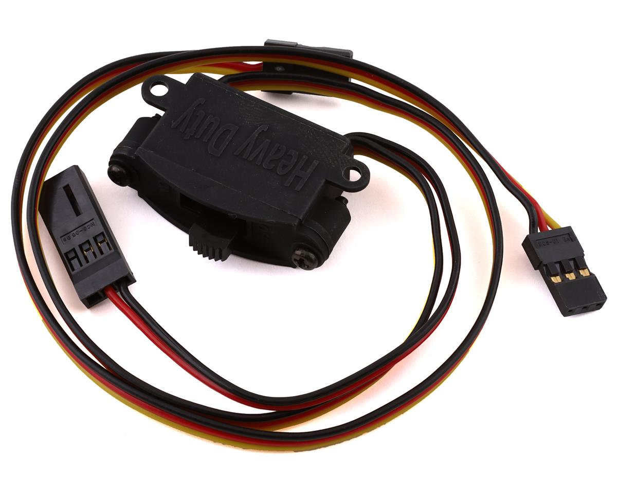 Hitec Switch Harness Rx Charge Connector: Universal