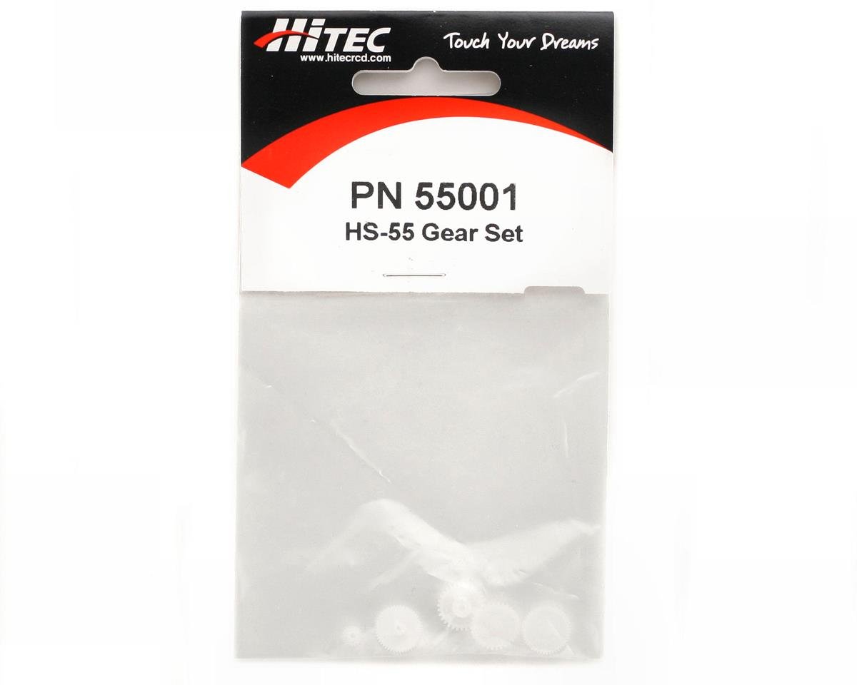 Hitec HS-55 Servo Gear Set