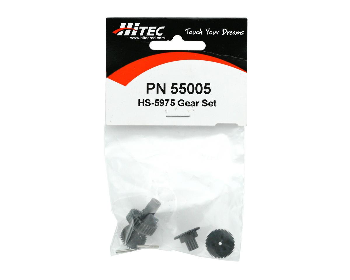 Hitec Replacement Servo Gear Set (HS-5975HB/HS-6975)