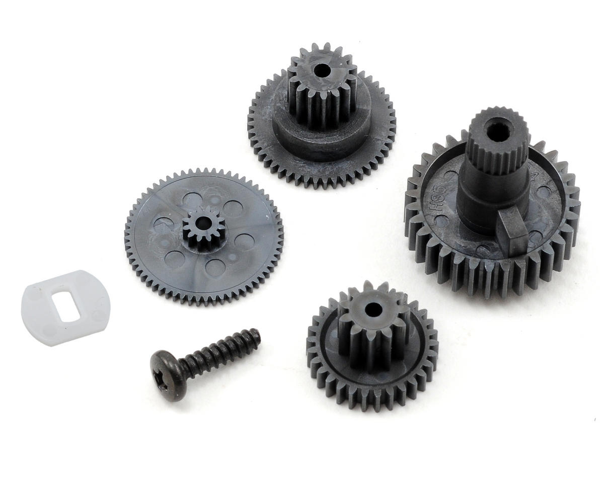 Hitec Replacement Karbonite Servo Gear Set (HS-6965)
