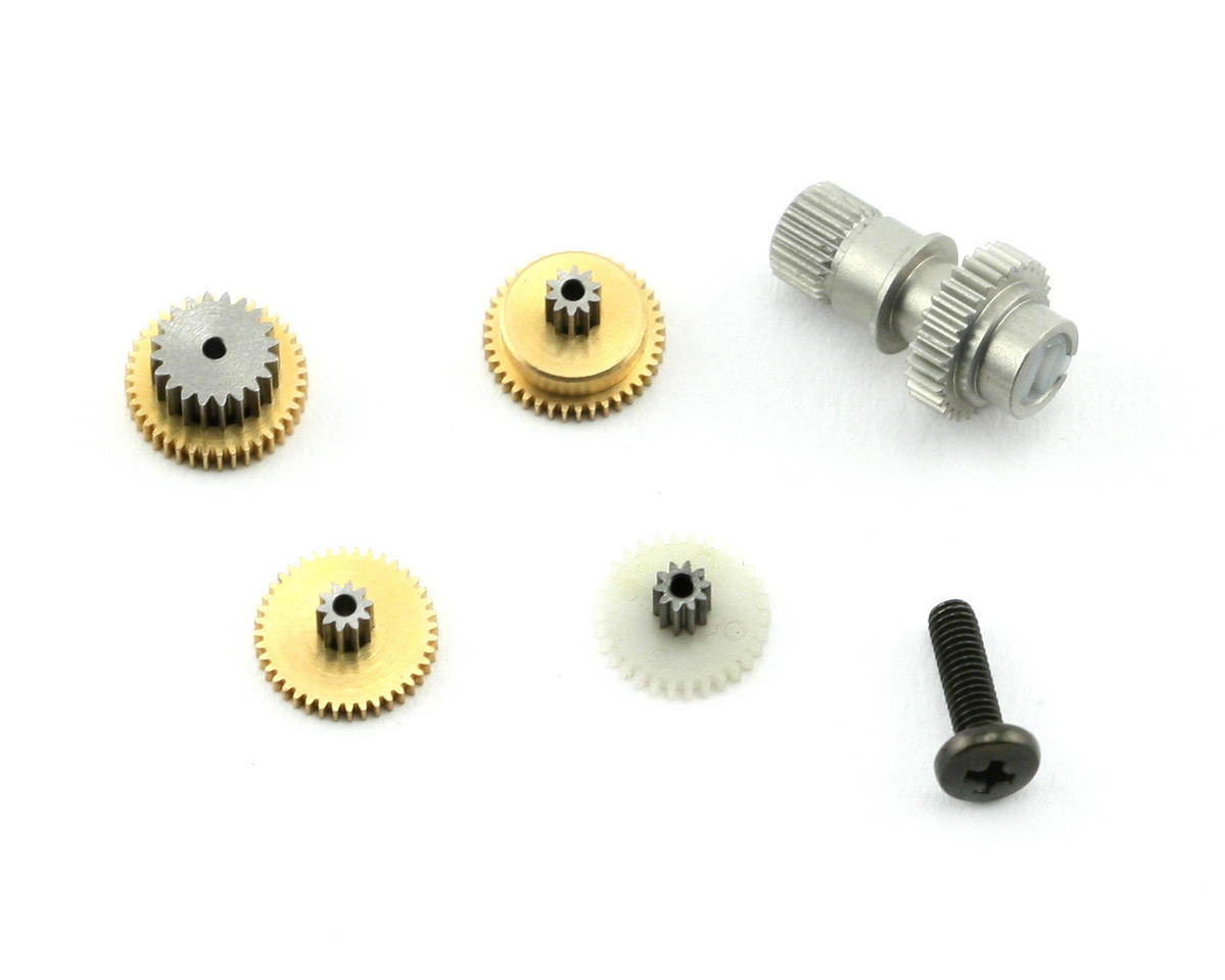 Hitec Replacement Servo Gear Set (HS-5125/125MG)