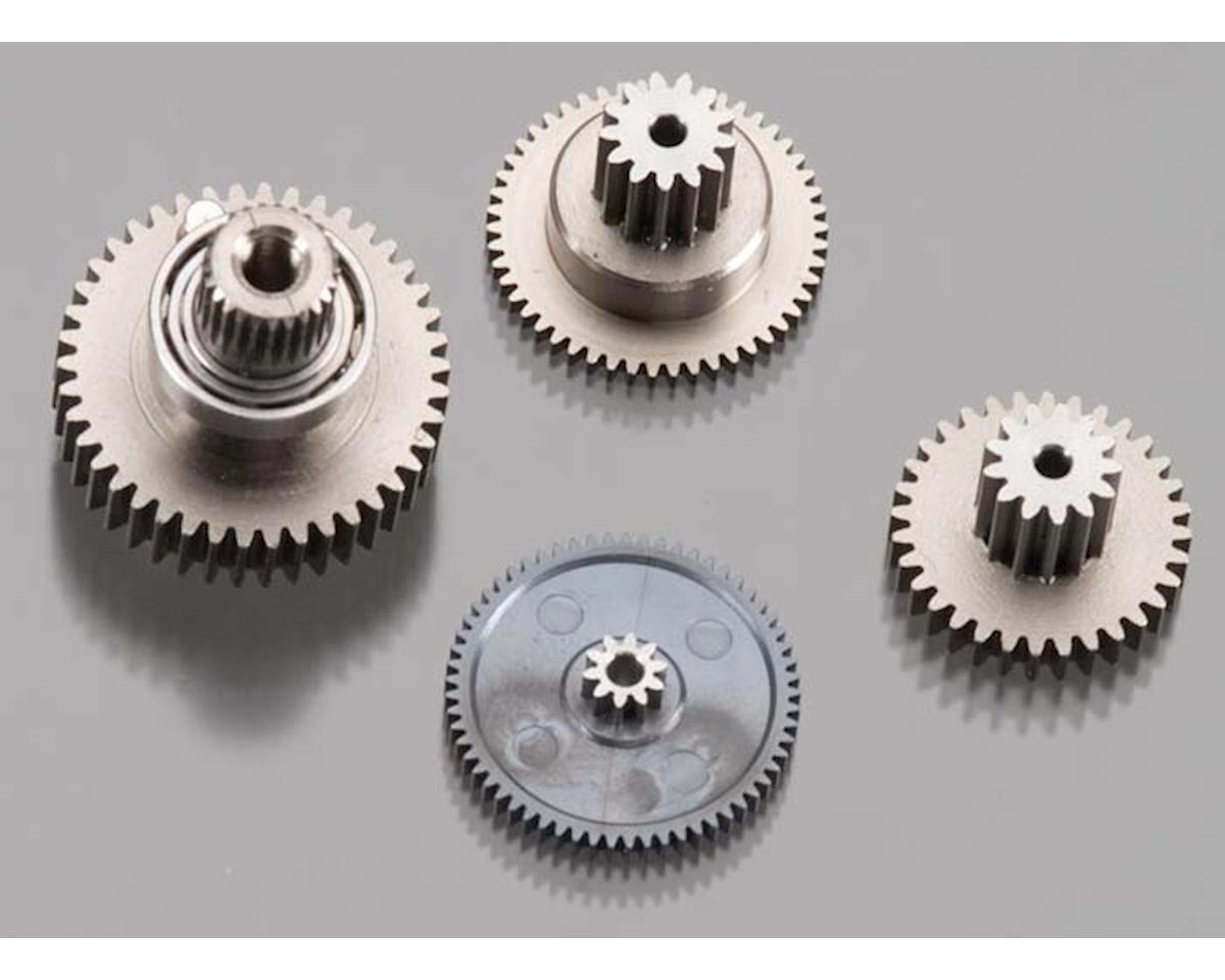 Hitec 55374 HS-8370TH Titanium Gear Set