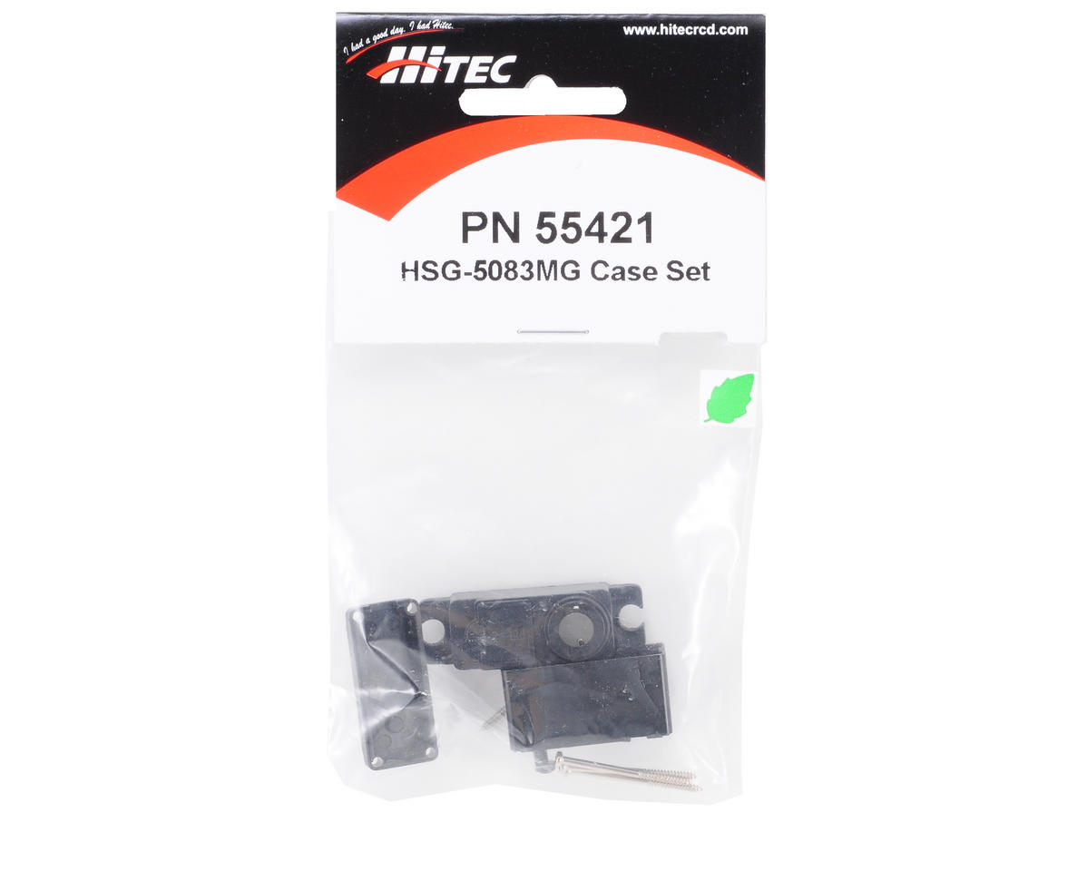 Hitec HSG-5083MG Servo Case Set